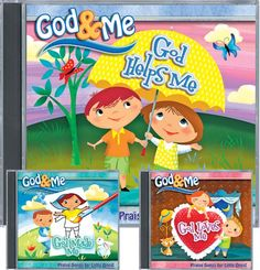 "[""These three wonderful God & Me collections boast fun-filled songs that tell the eternal story of God's great love. Children of any age will enjoy singing along to the simple, but happy truth that He is always there for us. KAPRA.<\/p>""] $0.00"