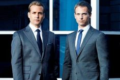 Suits for Summers Dusty blues