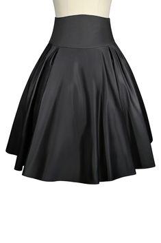 What's New Pussycat Skirt (Black) – Kitten D'Amour What's New Pussycat, Whats New, Skater Skirt, Kitten, Zipper, Skirts, Black, Fashion, Cute Kittens
