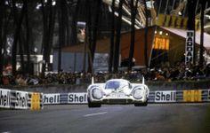 porsche 917 le mans 1971 Gijs van Lennep