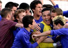 Diamond Bar defeats Monrovia Second Round Playoff Prep Soccer
