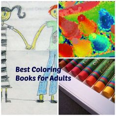 Best Coloring Books for Adults! Romantic Wedding Gifts, Coloring Books, Life, Vintage Coloring Books, Romantic Wedding Presents, Coloring Pages