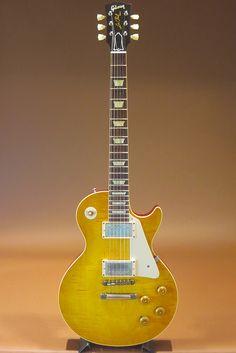 Gibson Custom Shop Historic Collection 1958 Les Paul Standard Reissue Lemon Burst (2013)