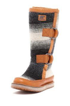 Chipahko Blanket Boot by Sorel on @HauteLook for winter walks!