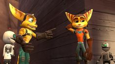 Ratchet And Clank And Ratchet And Clank The Second by Neverstops