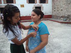 #EMSAD01ValledeVázquez del #Cobaem_Morelos invitó a madres de familia de la comunidad a una plática sobre el #CáncerDeMama y #NosPintamosDeRosa porque #MorelosEsRosa #juventudcultayproductiva #juventudcultayprecavida #SerBachillerEsUnOrgullo