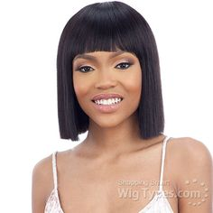 Best Bob Hairstyles for Black Women Pictures in 2019 - The UnderCut Short Black Haircuts, Black Bob Hairstyles, Sleek Hairstyles, Hairstyles Haircuts, Weave Hairstyles, Short Hair Cuts, Straight Hairstyles, Short Hair Styles, Hairstyles Pictures
