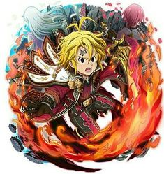 Nanatsu No Taizai Wallpapers (full HD) Otaku Anime, All Anime, Manga Anime, Anime Art, Seven Deadly Sins Anime, 7 Deadly Sins, Sir Meliodas, Super Anime, 7 Sins