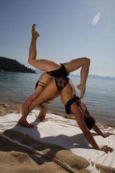 Anastasia Bobadilla  Acro Yoga - Massage Therapist -