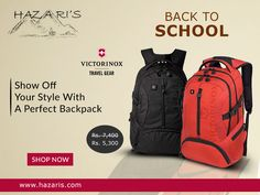 Get the best travelling experience with Hazaris Victorinox travel luggage #Hazaris #Victorinox #VictorinoxTravelAccessories #TravelAccessories #VictorinoxAccessories #TravelGear #Backpack #VictorinoxTravelGear
