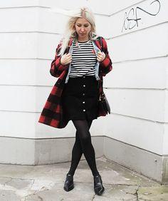 Button Down Skirt03