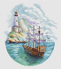 Check out our web-site for a whole lot more in regards to this marvelous photo Cross Stitch Sea, Cute Cross Stitch, Cross Stitch Samplers, Modern Cross Stitch, Cross Stitch Flowers, Counted Cross Stitch Patterns, Cross Stitch Charts, Cross Stitch Designs, Cross Stitching