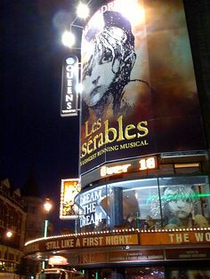 Les Miserables London (Queens...