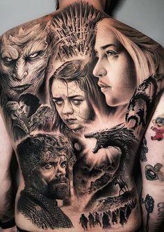 <<Check out the tattoos  #tattoomenow #tattooideas #tattoodesigns #back #fullback Tribal Tattoos, Tattoos Skull, Hand Tattoos, Girl Tattoos, Sleeve Tattoos, Back Tattoos For Guys, Full Back Tattoos, Dragon Head Tattoo, Tattoo Spots