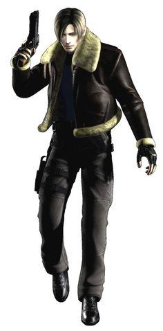 Leon S. Kennedy, Resident Evil 4