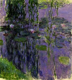 Claude Monet, 1916