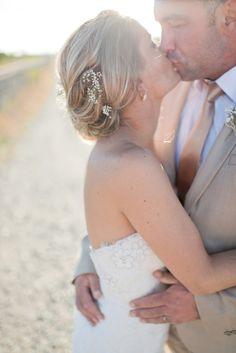Summer Greenery Wedding | SouthBound Bride | http://www.southboundbride.com/summer-greenery-wedding-at-ou-stal-equestrian-estate-by-liesl-le-roux | Credit: Liesl Le Roux