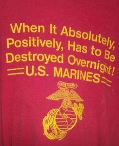 U.S. Marines T-Shirt - Semper Fi