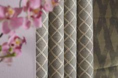 Austen Fabric Collection Pelmet Designs, Leaf Design, Floral Design, Curtain Drops, Pelmets, Made To Measure Curtains, Buy Fabric