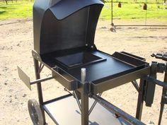 Ed's Metal Creations: Homemade Coal Forge