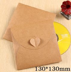 Cheap bag house, Buy Quality bag tote bag directly from China bag rod Suppliers:  Material: Kraft paper.size:130*130mm.weight:14 g.   125*125mm/New Vintage Kraft Paper CD Optical disc Pa