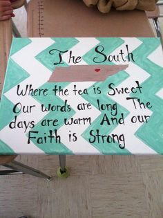 Southern quote- Want this! Would have to change it to Louisiana though!