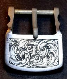 Metal Engraving Tools, Engraving Ideas, Hand Engraving, Leather Working, Metal Working, Gravure Metal, Saddles, Belt Buckles, Metallica