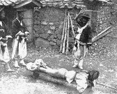 Traditional Punishment