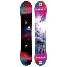 Salomon Wonder Snowboard - Multi | Free UK Delivery on All Orders