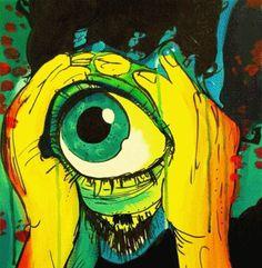 un tercer ojo