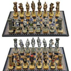 Šachové figurky Rytíři