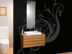 ideas originales para decorar paredes de baos decoracion en el hogar colores para el hogar pinterest