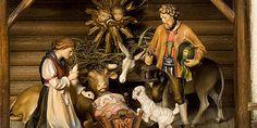 Folkloristic Nativity