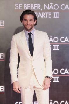 Bradley Cooper - 'The Hangover Part III' Premieres in Rio de Janeiro