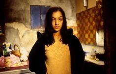"""Mariya Lipkina in Pedro Costa's """"Ossos"""" from 1997."""