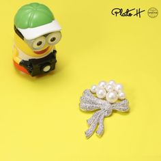 #Minions Fashion Accessories, Fashion Jewelry, Women Jewelry, Rainbows, Unique Fashion, Minions, Swarovski Crystals, Jewels, Create