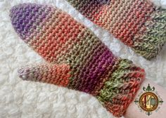 Twisted+Mittens,+free+crochet+pattern+by+MadMadme.com