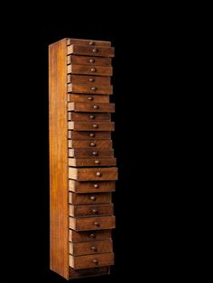 tall flight of drawers, england 1880s, 14.5 W 13 D 71.5 H 4800.
