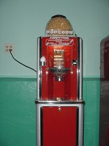popcorn vending machine - Google Search