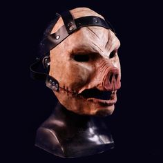 Made of reinforced látex Leather straps Net in the eyes Working time: 15 days EMS Shipping takes about 12 working days to arrive T 60 Power Armor, Broly Ssj3, Pig Mask, Paul Gray, Mask Tattoo, Corey Taylor, Skull Mask, Slipknot, Character Development