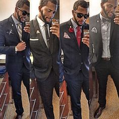Men's fashion #suit