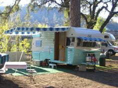 1962 SHASTA AIRFLYTE, can't wait to get one and set up camp whenever I want, rain or shine!