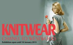 knitwear- at fashion and textile museum