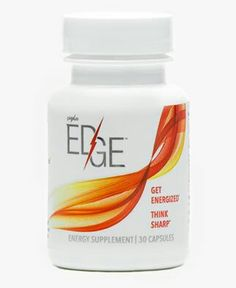 Plexus Edge ...NEW product provides healthy, sustained energy and increased mental focus.