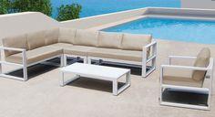 Westminster Garden Furniture. #WhatsNew #LuxDeco #GardenFurniture