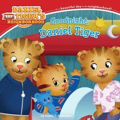 Goodnight, Daniel Tiger By Angela C. Santomero