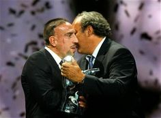Best Football Coachs: Platini: Ribery may be subjected to punishment if retire internationally