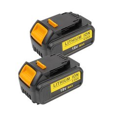 DIY  Tools Dewalt 18v 4.0 Ah Battery