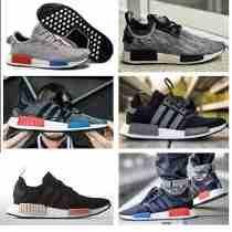 on sale d387f 2a63d Zapatillas Nike Y Adidas Nmd 2016 Exclusivos A Pedido