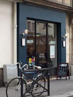 The Sunken Chip, Paris